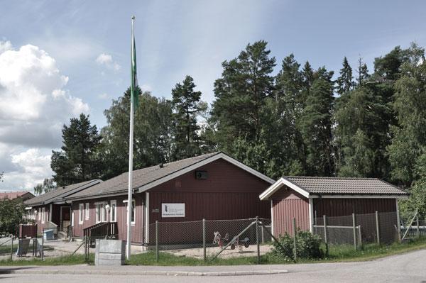 Skogsbackens förskola