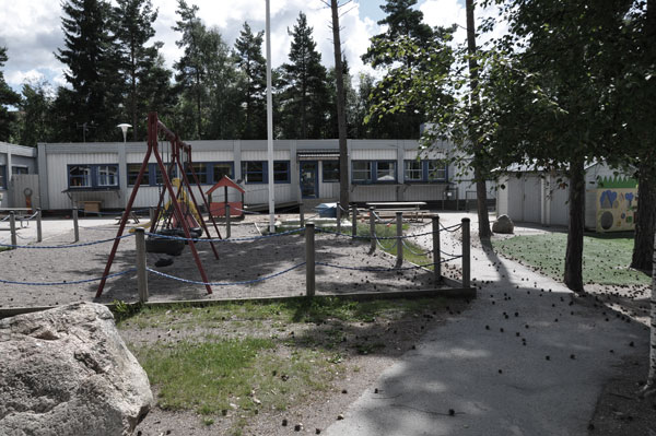 svampskogens förskola