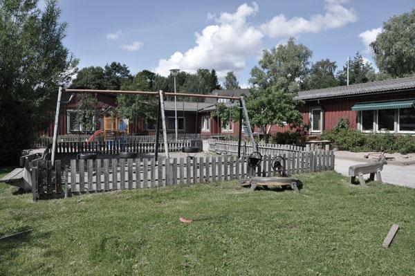 Gribby förskola i Täby