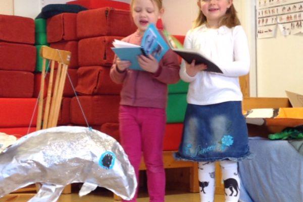 Läsargränds förskola