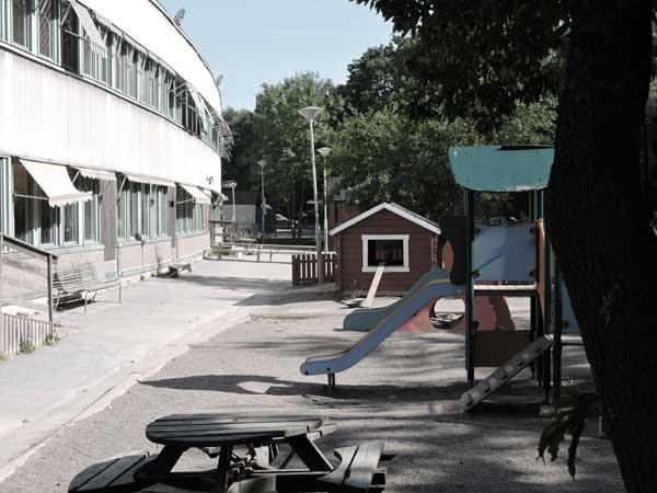 Förskola Täby Mulledalen